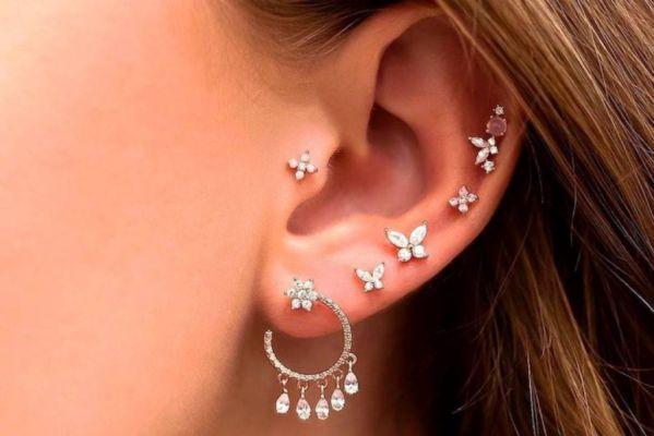 Health Benefits of Ear Piercing : Body Art Supply