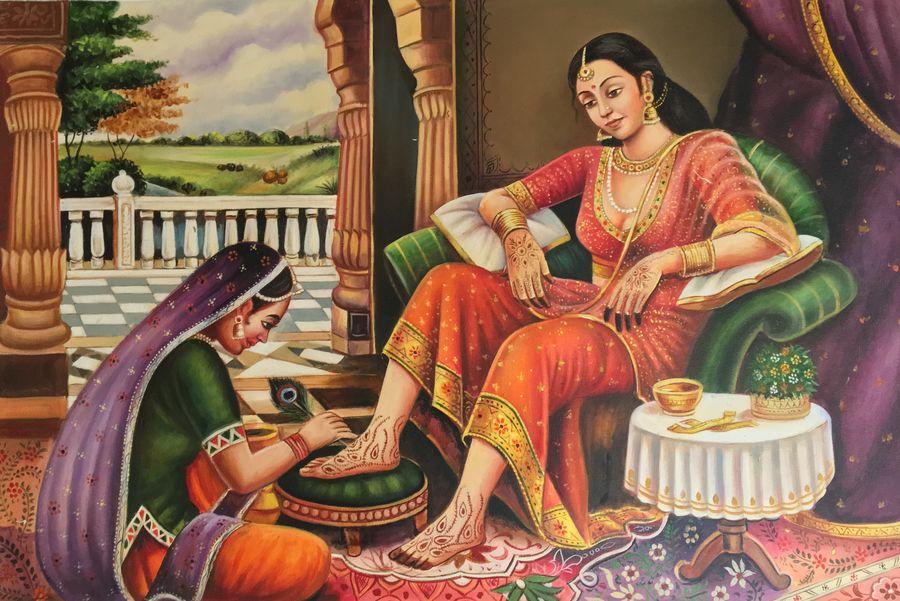 History and Origin of Henna | Body Art Supply